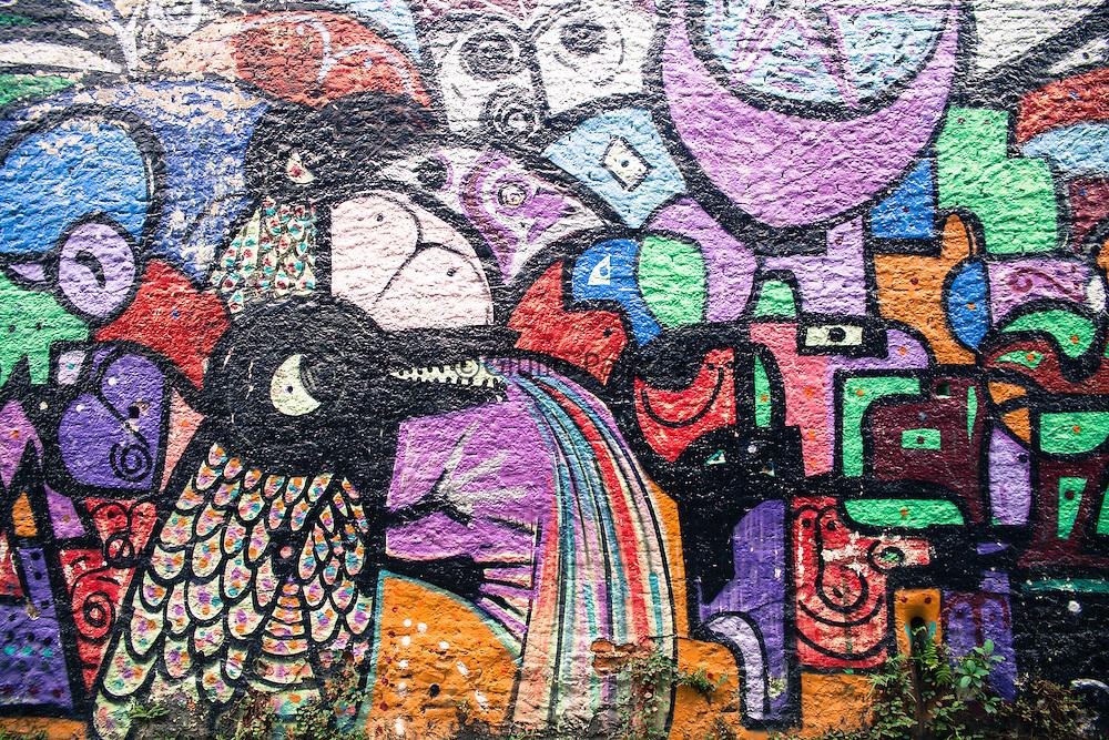 Brazil: Sao Paulo in art. Graffiti, murales and all the street art of the economic capital of Brazil