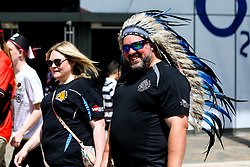 Exeter Chiefs arrive at Twickenham for the Premiership Rugby Final against Saracens - Mandatory by-line: Robbie Stephenson/JMP - 01/06/2019 - RUGBY - Twickenham Stadium - London, England - Exeter Chiefs v Saracens - Gallagher Premiership Rugby Final