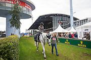 Judy Ann Melchior - As Cold as Ice Z<br /> FEI European Championships Aachen 2015<br /> © DigiShots