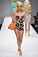 Moschino<br /> Milan Fashion Week Spring Summer 2015 September 2014
