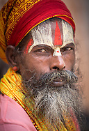 Sadhus (Holy Men)