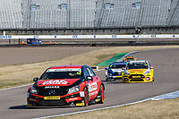 #33 Adam Morgan Ciceley Motorsport Mercedes-Benz A-Class during BTCC Practice  as part of the Dunlop MSA British Touring Car Championship - Rockingham 2018 at Rockingham, Corby, Northamptonshire, United Kingdom. August 11 2018. World Copyright Peter Taylor/PSP. Copy of publication required for printed pictures.