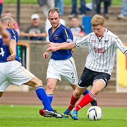 Berwick Rangers v Dunfermline | Pre-season Friendly | 19 July 2014