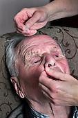 senior man - daily life