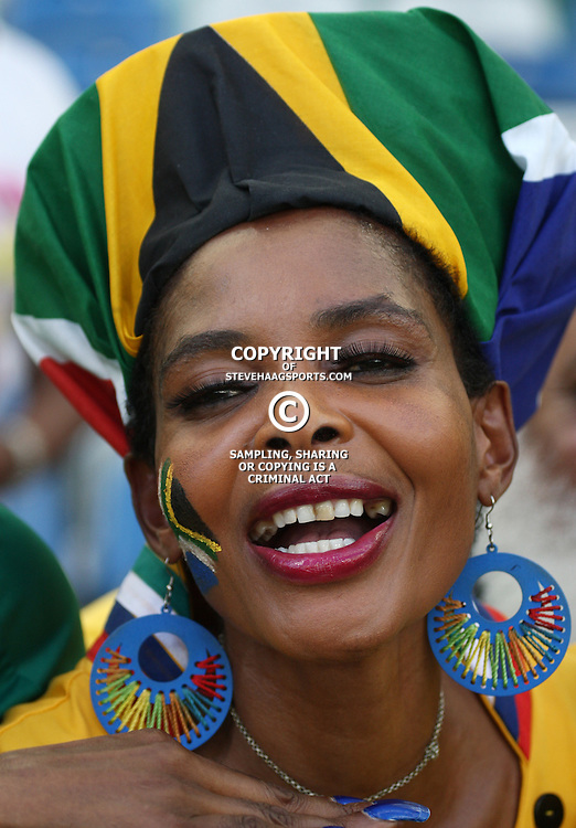DURBAN, SOUTH AFRICA General views of Fans  (Photo by Steve Haag)<br /> <br /> images for social media must have consent from Steve Haag