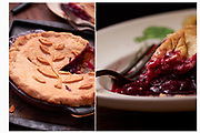 Mixed Berry Pie by Rodney Bedsole, a food photographer based in Nashville and New York City.