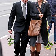 NLD/Amsterdam/20110722 - Afscheidsdienst voor John Kraaijkamp, ..............