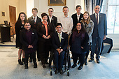 190705 Halberg Youth Council Hui - Government House
