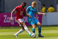UTRECHT - 28-05-2017, FC Utrecht - AZ, Stadion Galgenwaard, AZ speler Jonas Svensson