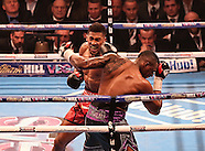 Anthony Joshua v Dillian Whyte - British & Commonwealth Heavyweight Title - 12/12/2015