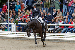 FRANK Tessa (GER), Da Vinci G<br /> Warendorf - Bundeschampionate 2019<br /> Dressurpferdeprüfung Kl. L<br /> Finale 5jährige<br /> 08. September 2019<br /> © www.sportfotos-lafrentz.de/Stefan Lafrentz