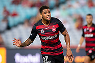 2019 A-League Western Sydney Wanderers FC v Adelaide United