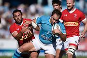 20180203/ Nicolas Celaya - adhocFOTOS/ URUGUAY/ MONTEVIDEO/ ESTADIO CHARRUA/ Uruguay vs Canada por partido clasificatorio al mundial de rugby Japon 2019 en elestadio Charrua, Montevideo.<br /> En la foto: Uruguay vs Canada por partido clasificatorio al mundial de rugby Japon 2019 en elestadio Charrua, Montevideo.  Foto: Nicol&aacute;s Celaya /adhocFOTOS