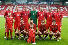 090812 Wales U21 v Hungary U21