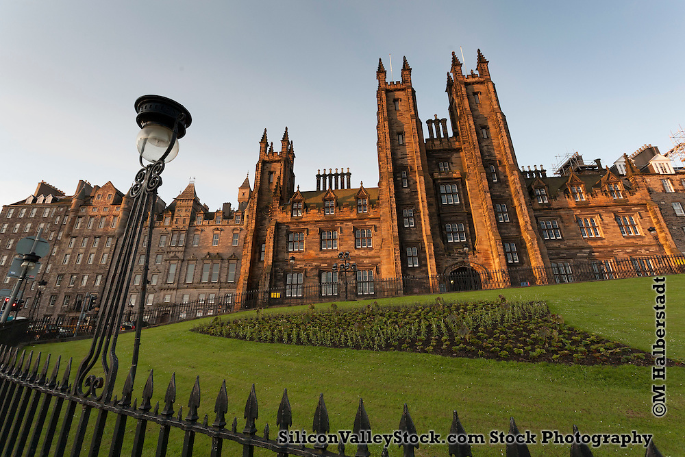 New College, Edinburgh, Scotland, United Kingdom, Europe