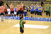 Taranto 19-05-2011<br /> Ritiro Nazionale Italiana Donne<br /> Allenamenti<br /> Nella foto Mariachiara Franchini<br /> AUTORE : Agenzia Ciamillo-Castoria/ElioCastoria