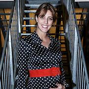 NLD/Amsterdam/20131113 - VIP avond bij Isabel Marant pour H&M, zwangere Marvy Rieder