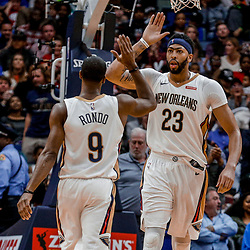 11-20-2017 Oklahoma City Thunder at New Orleans Pelicans