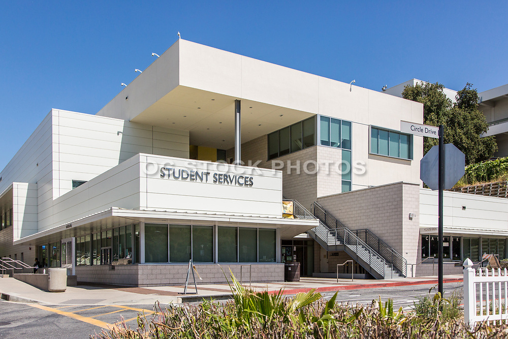 Rio Hondo College Student Services Building Whittier