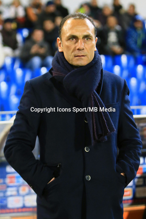 Michel DER ZAKARIAN  - 24.01.2015 - Montpellier / Nantes  - 22eme journee de Ligue1<br />