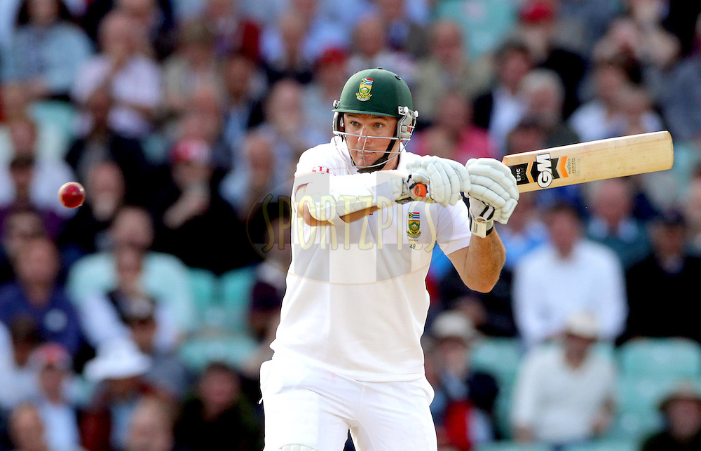 © Andrew Fosker / Seconds Left Images 2012 - South Africa's Graeme Smith (c) prepares to pull  England v South Africa - 1st Investec Test Match -  Day 2 - The Oval  - London - 20/07/2012