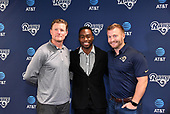 Apr 5, 2018-NFL-Los Angeles Rams Press Conference