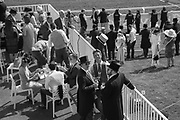 PRINCE'S LAWN, Investec Derby, Epsom. June 2 2018