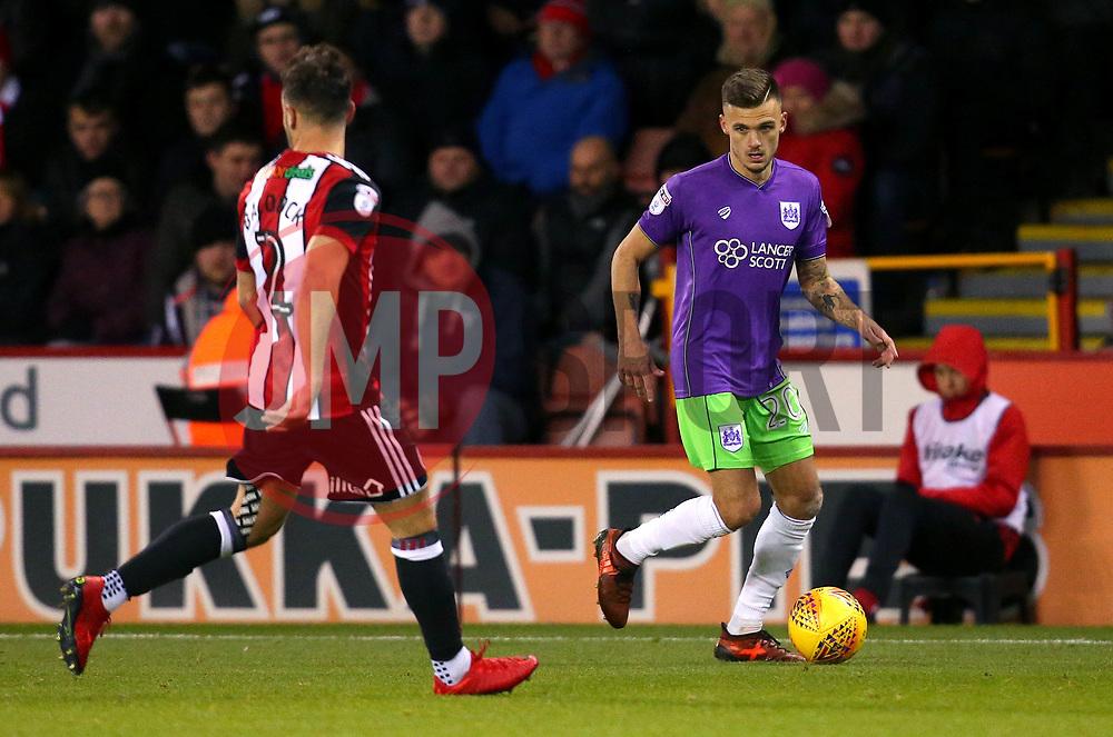 Jamie Paterson of Bristol City - Mandatory by-line: Robbie Stephenson/JMP - 08/12/2017 - FOOTBALL - Bramall Lane - Sheffield, England - Sheffield United v Bristol City - Sky Bet Championship