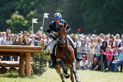 SVENNERSTAL Ludwig (SWE), Stinger<br /> Wiesbaden - 82. PfingstTurnier 2018<br /> CIC *** Teilprüfung Gelände/Cross Country<br /> 19. Mai 2018<br /> www.sportfotos-lafrentz.de/Stefan Lafrentz