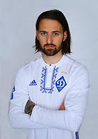 portrait, headshot, Dynamo Kiev, Tamas<br /> KADAR