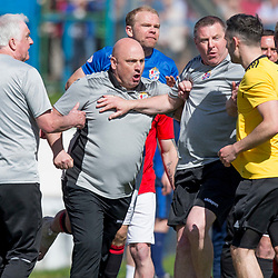 Cowdenbeath v Cove Rangers, League Two Play Off, 12 May 2018