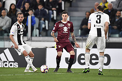 May 3, 2019 - Torino, Torino, Italia - Foto LaPresse - Fabio Ferrari.03 Maggio 2019 Torino, Italia .Sport.Calcio.ESCLUSIVA TORINO FC.Juventus Fc vs Torino Fc - Campionato di calcio Serie A TIM 2018/2019 - Allianz Stadium..Nella foto:Daniele Baselli (Torino Fc); ..Photo LaPresse - Fabio Ferrari.May 03, 2019 Turin, Italy.sport.soccer.EXCLUSIVE TORINO FC.Juventus Fc vs Torino Fc - Italian Football Championship League A TIM 2018/2019 - Allianz Stadium..In the pic:Daniele Baselli  (Credit Image: © Fabio Ferrari/Lapresse via ZUMA Press)