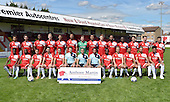 Welling United Photocall 15.16