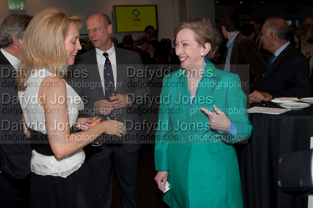 VALERIE PLAME WILSON; MARGARET BECKETT; , Gala screening of COUNTDOWN TO ZERO, Bafta. Piccadilly. London. 21 June 2011. <br /> <br />  , -DO NOT ARCHIVE-© Copyright Photograph by Dafydd Jones. 248 Clapham Rd. London SW9 0PZ. Tel 0207 820 0771. www.dafjones.com.