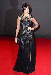 Daisy Lowe at the British Fashion Awards in London, Monday, 2nd December 2013. Picture by Nils Jorgensen / i-Images