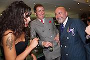 CHERISE COLLINGS;BRADLEY WIGGINS; MARK POWELL, 2012 GQ Men of the Year Awards,  Royal Opera House. Covent Garden, London.  3 September 2012