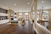 Dulles Greene Apts Clubhouse Interior Photography