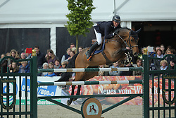 Will David, (GER), Chatinus<br /> CSI4* Qualifikation DKB-Riders<br /> Horses & Dreams meets Denmark - Hagen 2016<br /> © Hippo Foto - Stefan Lafrentz