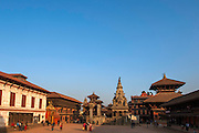 "The ""jewel in the crown"" of UNESCO's World Heritage Sites in Nepal: Bhaktapur, virtually levelled in the 2015 Earthquake."