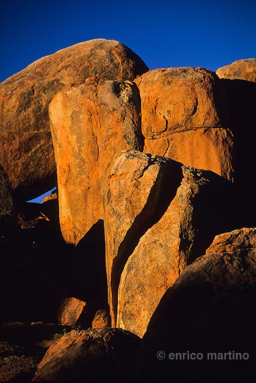 Gondwana Canyon near Fish River Canyon.