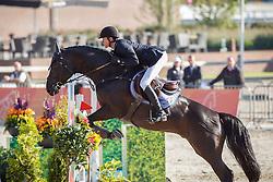 240 - El Greco - Van Der Maat Bart<br /> 5 Jarige Finale Springen<br /> KWPN Paardendagen - Ermelo 2014<br /> © Dirk Caremans