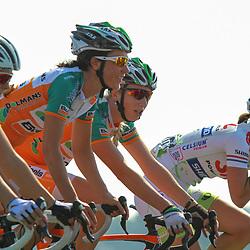 Brainwash Ladiestour Neerijnen Martine Bras, Nina Kessler Dolmans-Boels cyclingteam