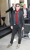 Gaz Coombes; Supergrass Ivor Novello Awards, Grosvenor House Hotel, Park Lane, London, UK, 19 May 2011:  Contact: Rich@Piqtured.com +44(0)7941 079620 (Picture by Richard Goldschmidt)
