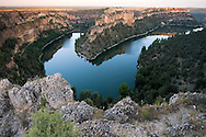 Natural park of Hoces del Duraton, Segovia, Castilla y Leon, Spain