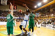Moos David<br /> Germani Basket Brescia vs Sidigas Avellinp<br /> Campionato Basket LBA 2017/2018<br /> Brescia 10/08/2017<br /> Foto Ciamillo-Castoria/A. Gilardi