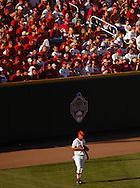 6/17/05 Omaha, NE Nebraska's Jesse Boyer at the College World Series at Rosenblatt Stadium..(Chris Machian/Prairie Pixel Group)