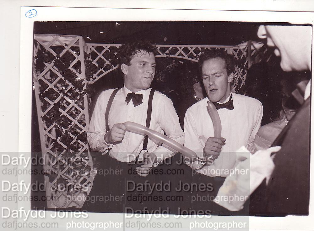 Connegan Victory; Ian Edwards. Dancing, September 1989.
