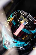 January 4, 5, 6, 2019. IMSA Weathertech Series ROAR test. #48 Paul Miller Racing Lamborghini Huracan GT3, GTD: Ryan Hardwick