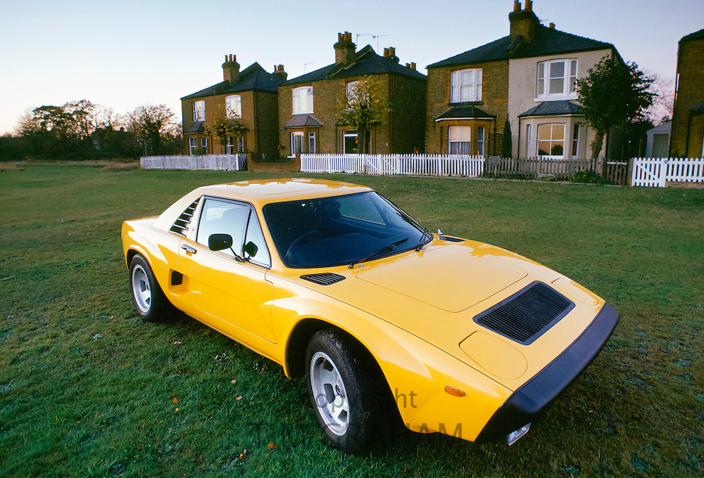 Mid-engined AC ME3000 1979 sports car manufactured by AC car company, UK