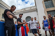 Boxe: stage di Lenny Bottai al Centro Sociale ExKarcere di Palermo